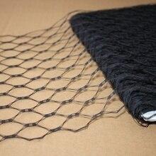 """""""(22 см) клетка для птиц, сетчатая тканевая вуаль для изготовления свадебных головных уборов, 5 ярдов/Лот, Тайвань"""
