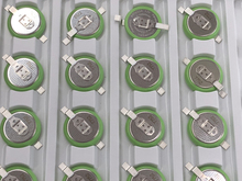 10pcs/lot Panasonic BR1632A/FAN 3V with SMD Foot Button Wide Temperature Battery BR1632A Batteries 125 Degree High