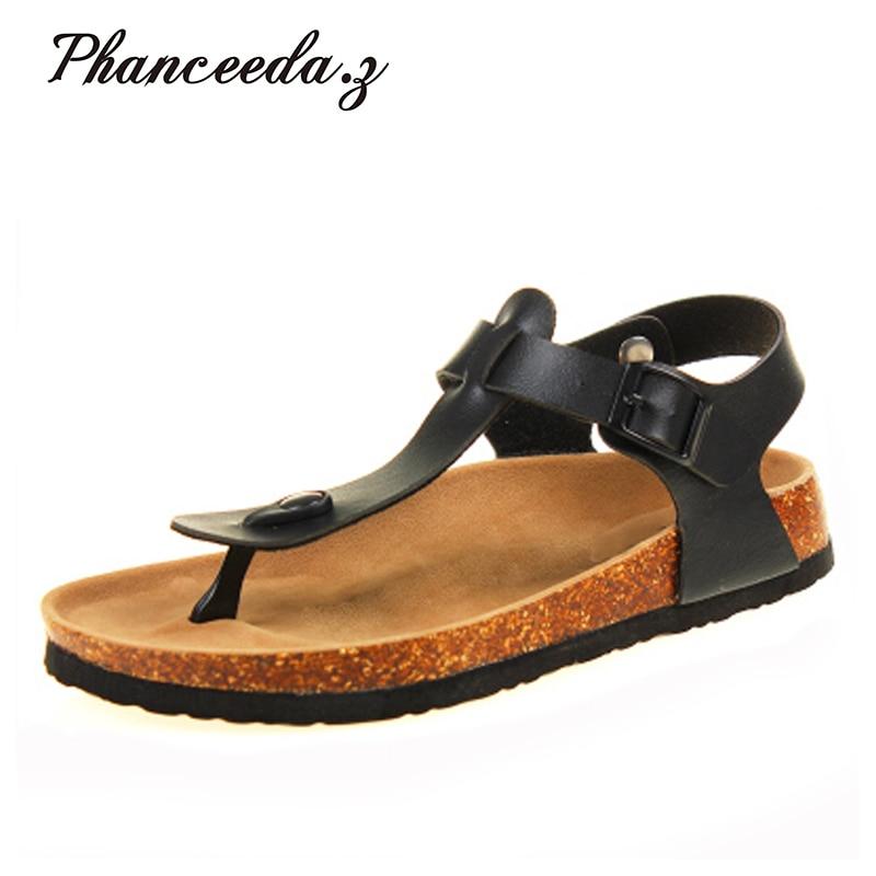 35114f65ffafa New 2018 Summer Shoes Women Orthotic Sandals Fashion Flats Cork Sandal Good  Quality Slip-on Casual Slippers Classics Flip Flop
