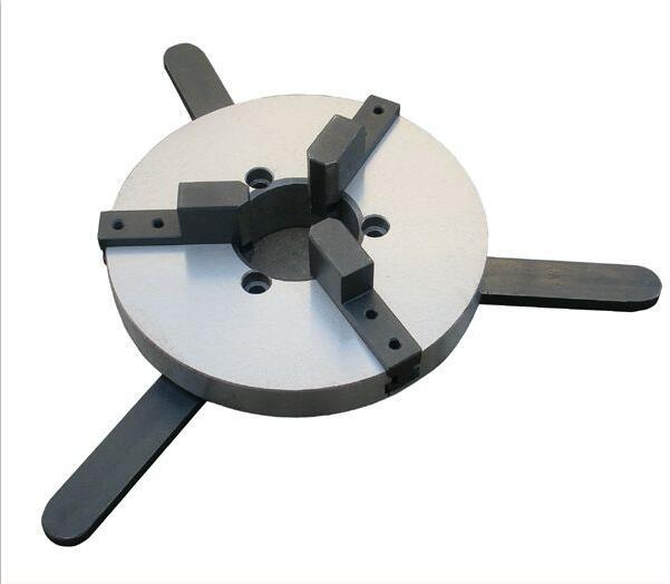 WP 200A マニュアル 3 顎チャック旋盤ツール溶接ポジショナーターンテーブルアクセサリー  グループ上の ツール からの チャック の中 1