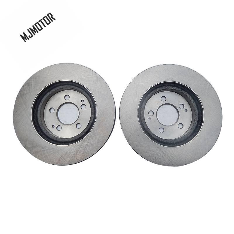 (2 pièces/ensemble) disques de frein avant côté gauche et droit pour chinois SAIC ROEWE 360 MG GT Auto voiture moteur pièces 10067751