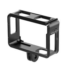 LANBEIKA Voor SJCAM Accessoires Beschermhoes SJ8 Serie Bescherm Frame Spons Voorruit voor SJ8 Air SJ8 Plus SJ8 Pro 4K WIFI