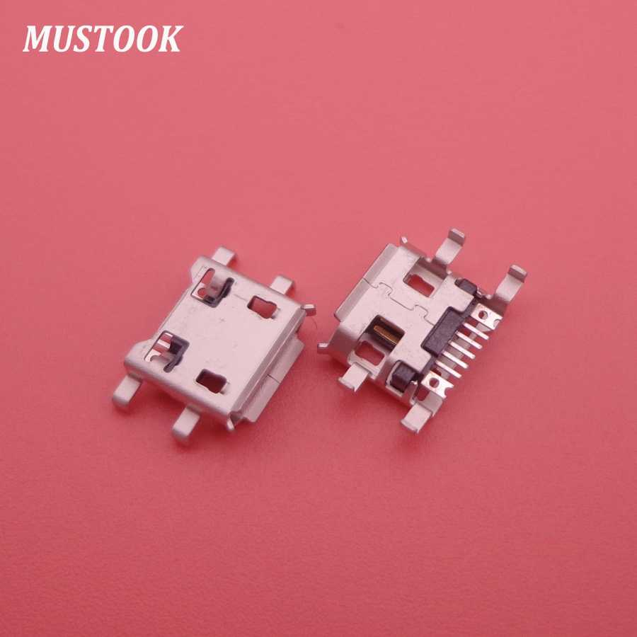 Mini connecteur Micro USB prise Jack cc Port de charge prise d'alimentation 7pin pour tablette Prestigio Multipad 2 Ultra Duo 8.0