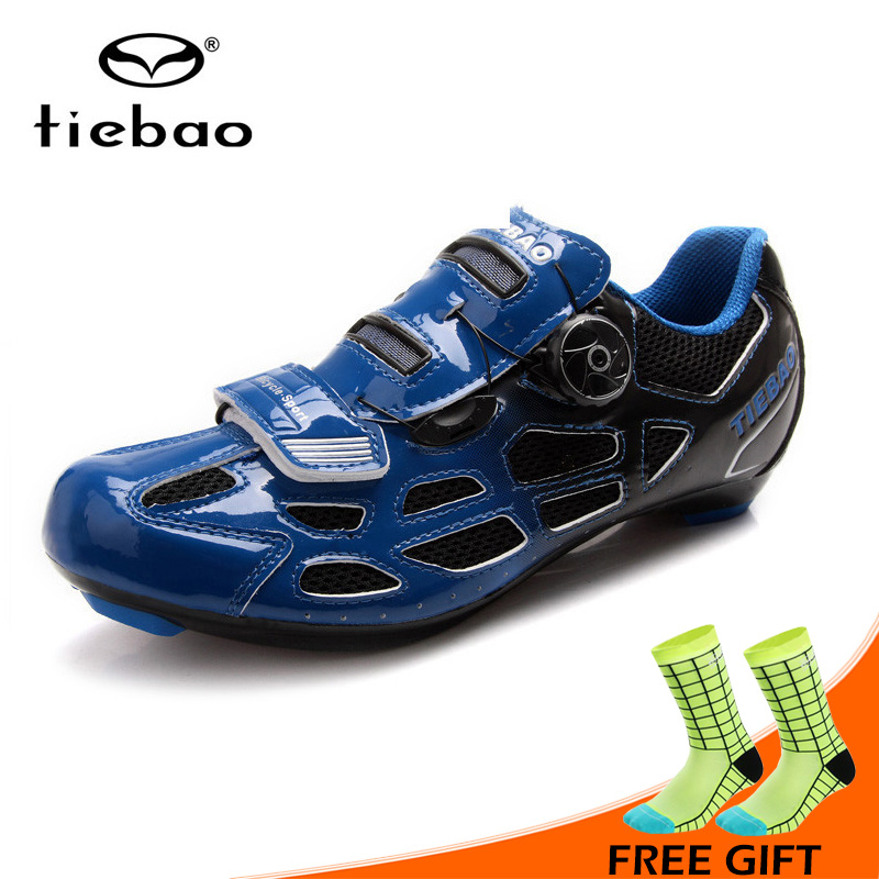 Tiebao Professional Bicycle Cycling Shoes Men Women Breathable Road Bike Shoes S2-Snap Tuning Knob Fastener Shoes Cycling ShoesTiebao Professional Bicycle Cycling Shoes Men Women Breathable Road Bike Shoes S2-Snap Tuning Knob Fastener Shoes Cycling Shoes