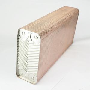Image 2 - Refroidisseur de chaleur en acier inoxydable 120, plaques échangeuses de chaleur, pour bière, gruau, bière, brassage à domicile, 304