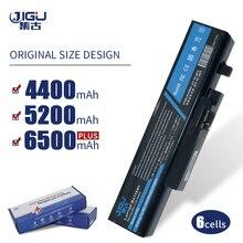 JIGU 6 ячеек Аккумулятор для Lenovo IdeaPad B560 B560A Y460, V560 V560A Y560 121001034, 57Y6440, 57Y6567