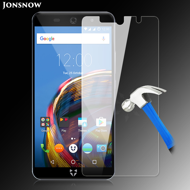 Customized Tempered Glass For Wileyfox Swift 2 Plus / Swift 2 / 5 Inch LCD Explosion-proof Screen Protector Pelicula De Vidro