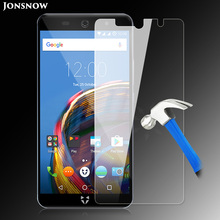 Customized Tempered Glass for Wileyfox Swift 2 Plus / Swift 2 / 5 inch LCD Explosion proof Screen Protector pelicula de vidro