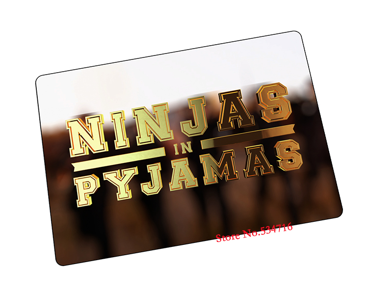 ninjas in pyjamas mouse pad 2016 new pad to mouse NIP computer mousepad best gaming padmouse gamer to laptop keyboard mouse mats