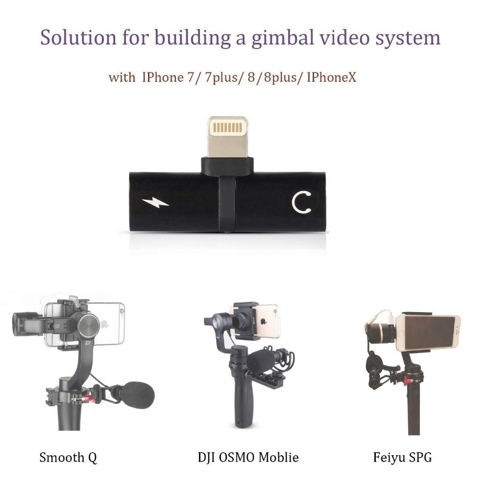 handheld estabilizador para smartphone câmera de ação