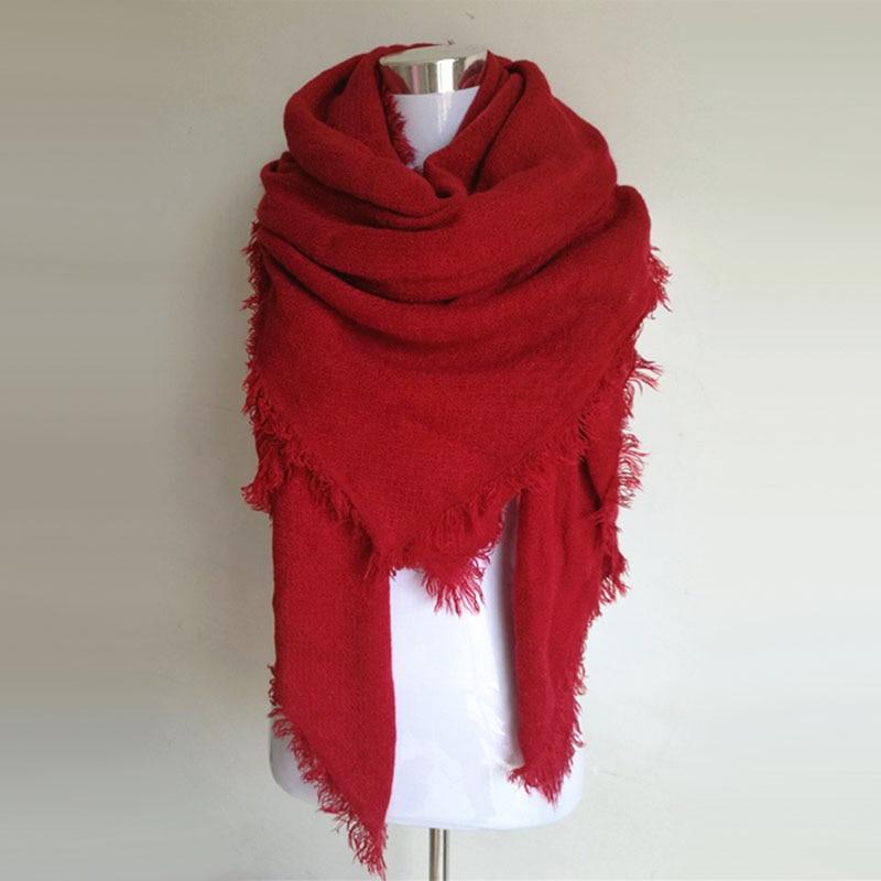 Fashion Woman Wrap Shawl Women Scarves Solid Scarf Sleeves Winter Warm Crochet Knit Long Soft Wrap Shawl Scarves Novelty