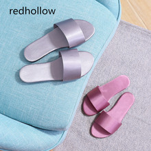 Women Summer Slippers Fashion Slides Flip Flops Flat Shoes Indoor Home Slippers Floor Shoes For Women fayuekey sweet spring summer autumn winter home fashion plush slippers women indoor floor flip flops for girls gift flat shoes