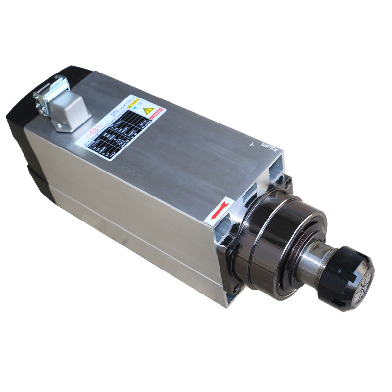 Buy 6kw ac380v er32 collet air cooled for Ceramic bearings for electric motors