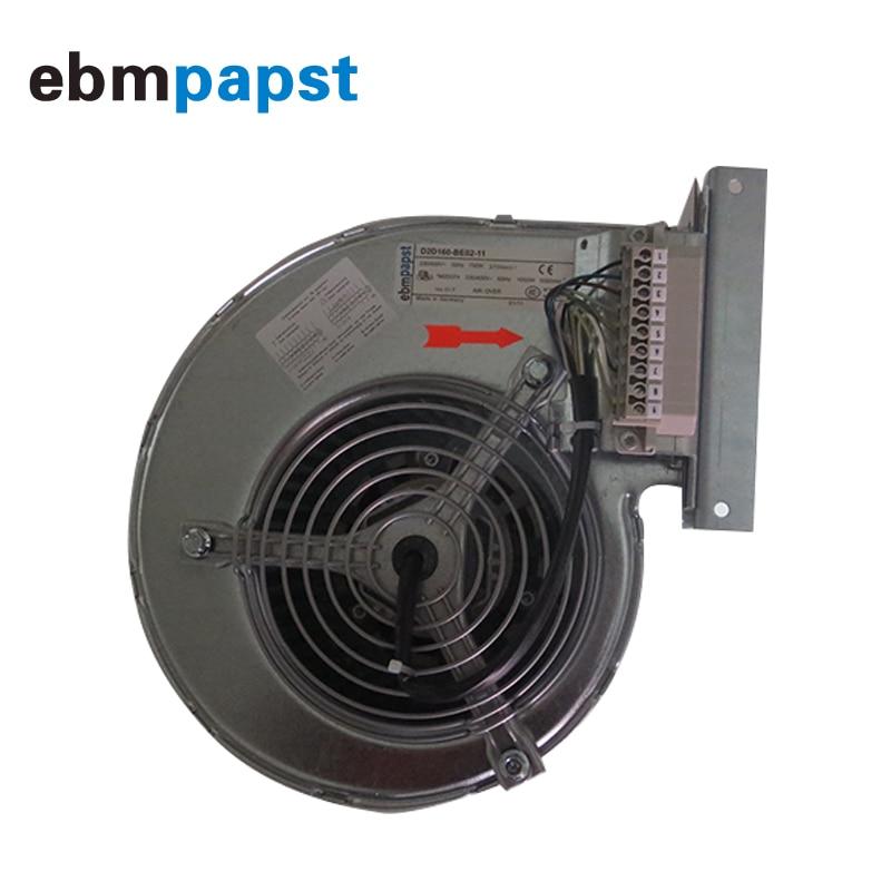 D2D160-BE02-11  Frequency Converter Fan  2.2A 230V 700W Centrifugal  Fan  Inverter Fan