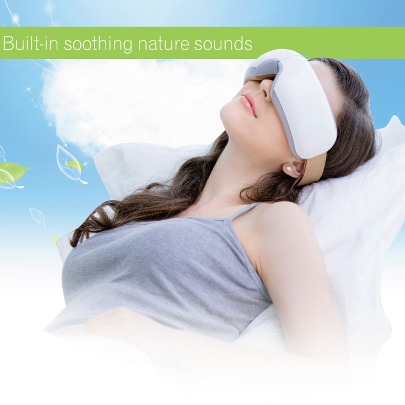 Breo isee 4 Air pressure Eye massager with mp3 eye magnetic far-infrared heating eye care tools