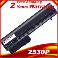 Laptop Batterij Voor HP 2530 P 2540 P 2510 P NC2400 NC2410 EH767AA HSTNN-DB22 HSTNN-DB65 HSTNN-FB21 HSTNN-FB22 HSTNN-Q15C RW556AA
