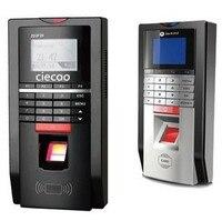 Биометрический считыватель отпечатков пальцев anti прохода, smstcp/IP/RS485 Управление доступом pin код EM Card Reader встроенного замка двери посещаемост