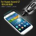 Protector de pantalla de cristal templado para huawei ascend p9 p9 plus p8 p8 mini p7 p6 g9 g7 g6 g620s y550 honor 4 play 7/7i/v8 película