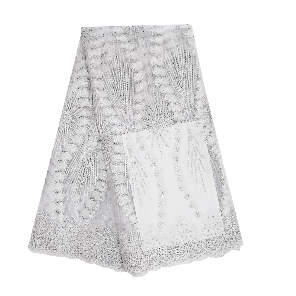 african-lace-white