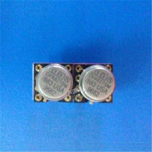 OPA627SM/883B Military-grade Audio