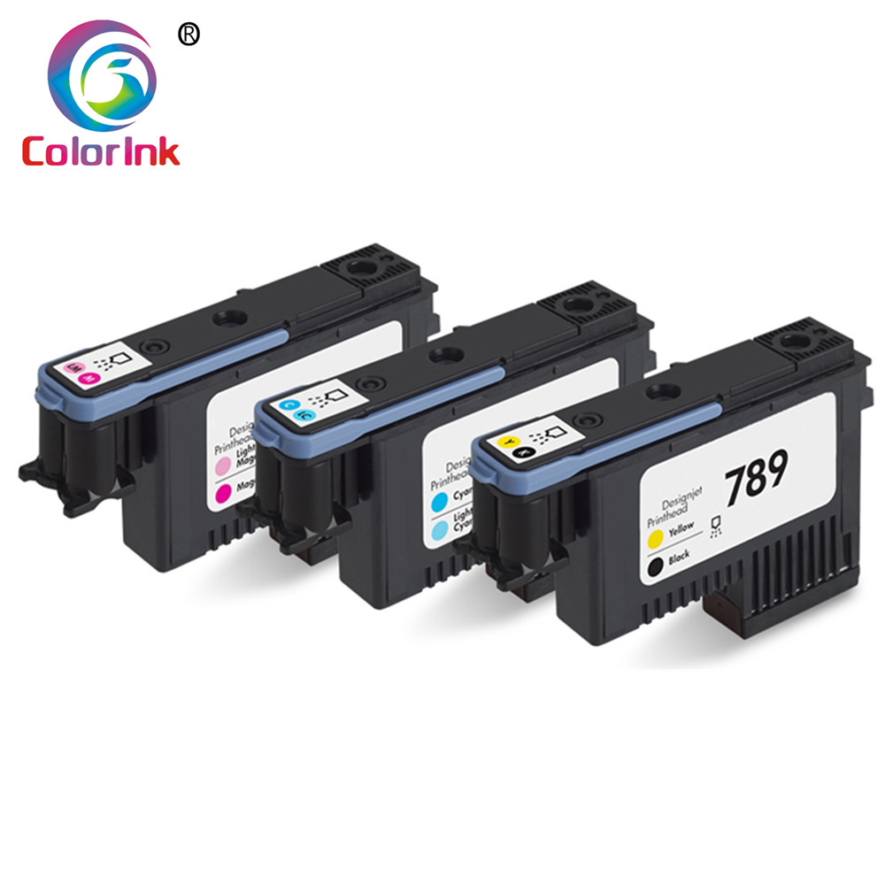 ColoInk For <font><b>HP</b></font> 789 DesignJet <font><b>Printhead</b></font> CH612A CH613A CH614A Print Head For <font><b>HP</b></font> DesignJet <font><b>L25500</b></font> Printer Head image