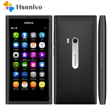 Refurbished Original Nokia N9 phone N9-00 A-GPS WIFI 3G GSM