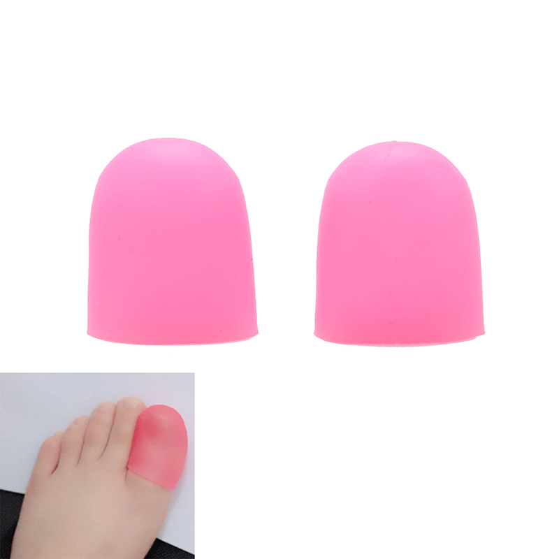 Foot Care Tool Skin Care Tools Glorious 2pcs/1pair Silicone Gel Tube Bandage Finger & Toe Protectors Foot Feet Pain Relief Guard For Feet Care Insoles Feet Care Tool
