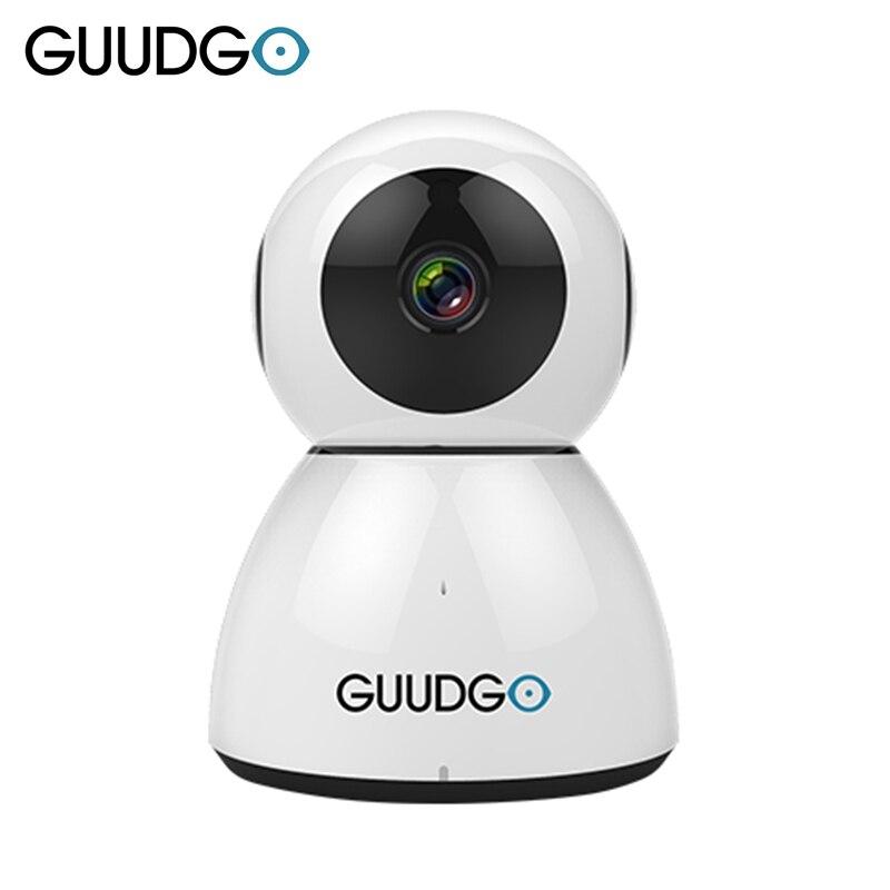 GUUDGO GD-SC03 1080 P Cloud WIFI caméra IP panoramique et inclinaison ir-cut Vision nocturne détection de mouvement alarme moniteur VS pour ESCAM