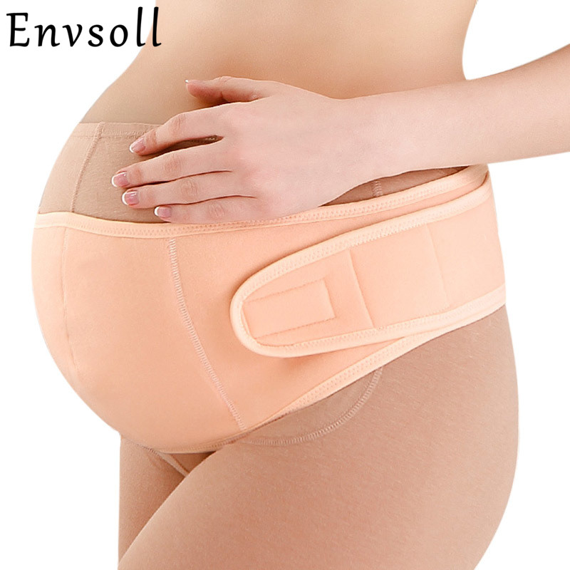Maternity Support Belt Pregnant Postpartum Corset Belly Bands Support Prenatal Care Athletic Bandage