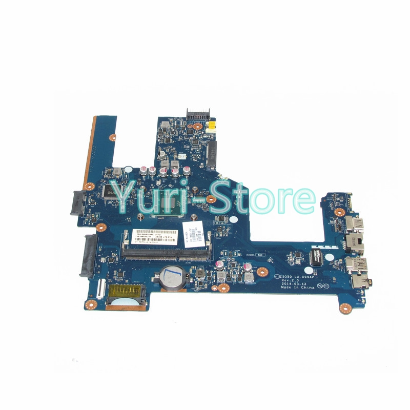NOKOTION ZSO50 LA-A994P For HP 15-R Laptop Motherboard 788287-501 788287-001 N3540 CPU 100% test