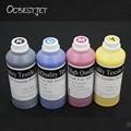 OCBESTJET 500ML 4Color Textile Ink For Epson 1390 R1800 R1900 R2000 R3000 7600 9600 4800 4880 7400 7450 9400 Printer Textile Ink