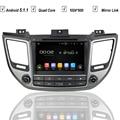 8 Pulgadas de Coches Reproductor de DVD para Hyundai TUCSON IX35 2015 2016 Android 5.1 Radio RDS BLUETOOTH ESPEJO ENLACE 3G/WIFI RK3188 1024*600 SD
