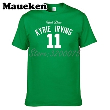 8dba641387 Men Uncle Drew Kyrie Irving 11 Basketball Boston T-shirt Clothes T Shirt  Men's tshirt