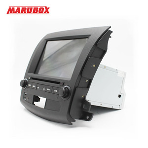 Image 3 - Marubox 2 דין אנדרואיד 9 4GB RAM עבור מיצובישי הנכרי XL 2006 2012 סטריאו רדיו GPS Navi DVD מולטימדיה לרכב נגן 8A710PX5
