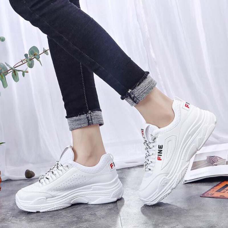 women Tennis Shoes Light Flexible