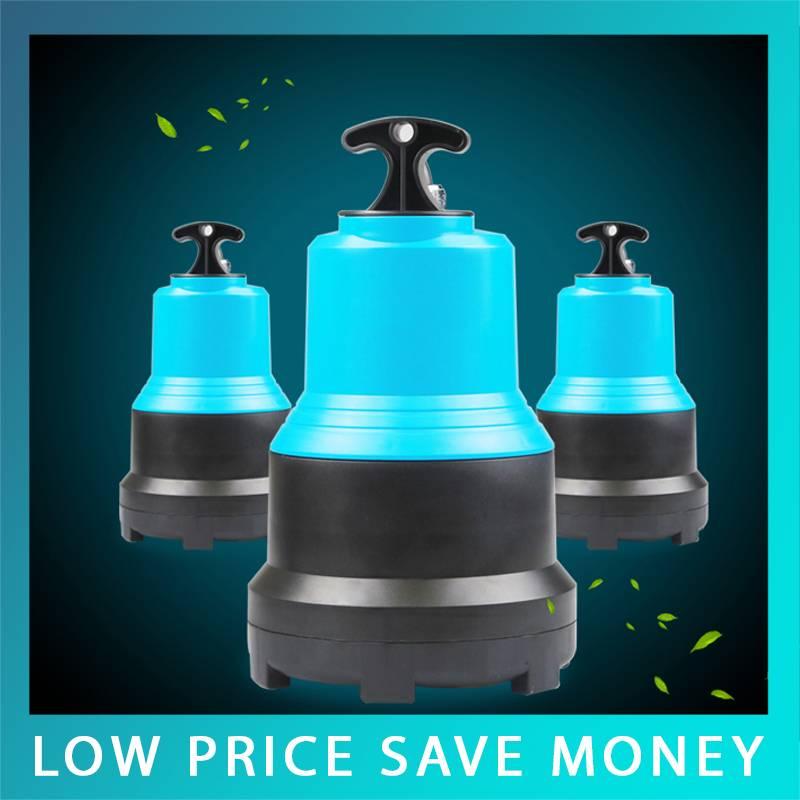 10.28 220V Pool Submersible Pump 4500L/h Big Capacity Plastci Pool Filter Pump цена