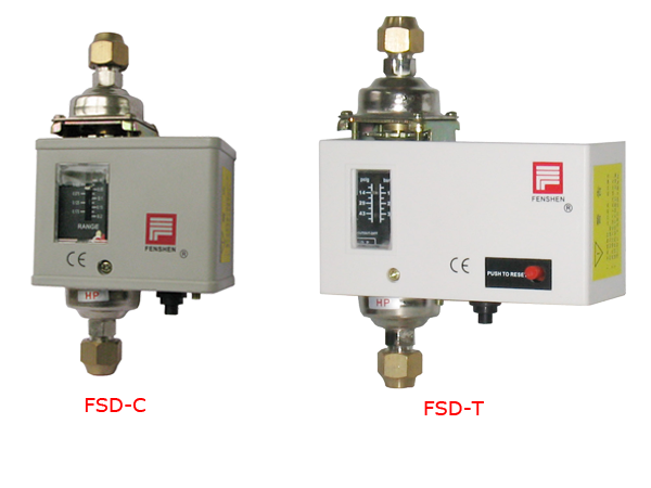 Fengshen Differential Pressure Controller FSD35THE Fengshen Differential Pressure Controller Oil Level Controller ordinary differential equations