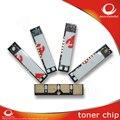 Clt 407 clx-3185 clp320 CLX3185 325 3186 cartucho de impressora compatível com chip de toner de reset para Samsung clp 320