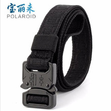 Tactical Belt ENNIU Nylon Outdoor Sports 2.5cm Military Adjustable with Metal Buckle Hunting Accessories