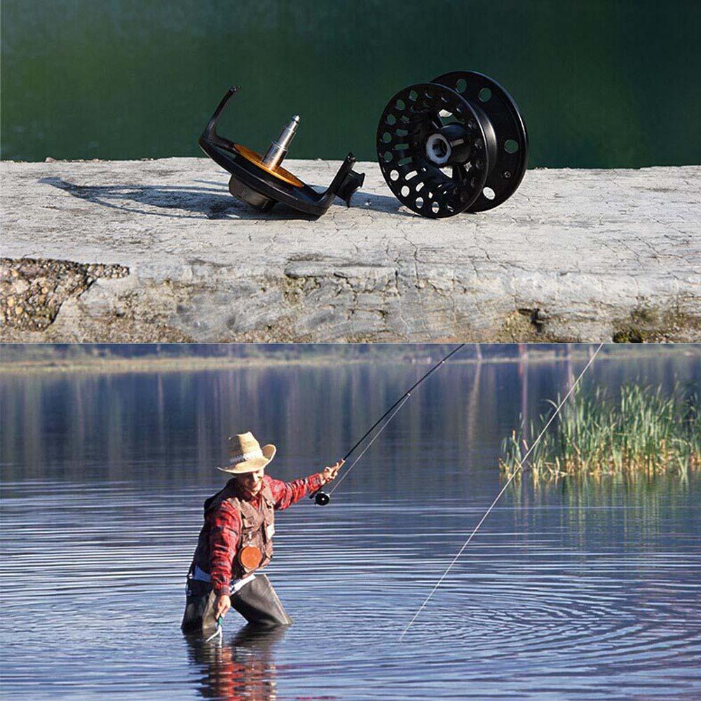 Re 3BB Ball Duke Duke Full Metal Fluturues Peshku I rrumbullakët Ish - Peshkimi - Foto 2