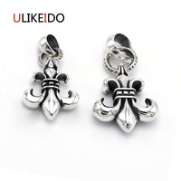 100 Pure 925 Sterling Silver Pendant Fashion Boat Anchor Charms Chain Jewelry Necklace New Popular Gift