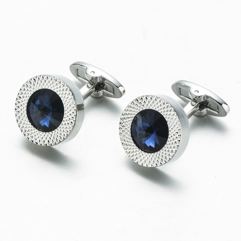Vagula Crystal Cuff Links Top Quality Lawyer Groom Wedding Cufflinks Shirt Cuffs Para Camisas Gemelos Drop Shipping 389 In Tie Clips From