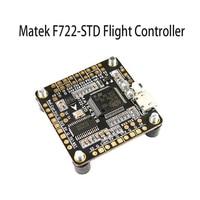 Matek Systems F722 STD STM32F722 Flight Controller Built in OSD BMP280 Barometer for RC Models Multicopter Spare Part