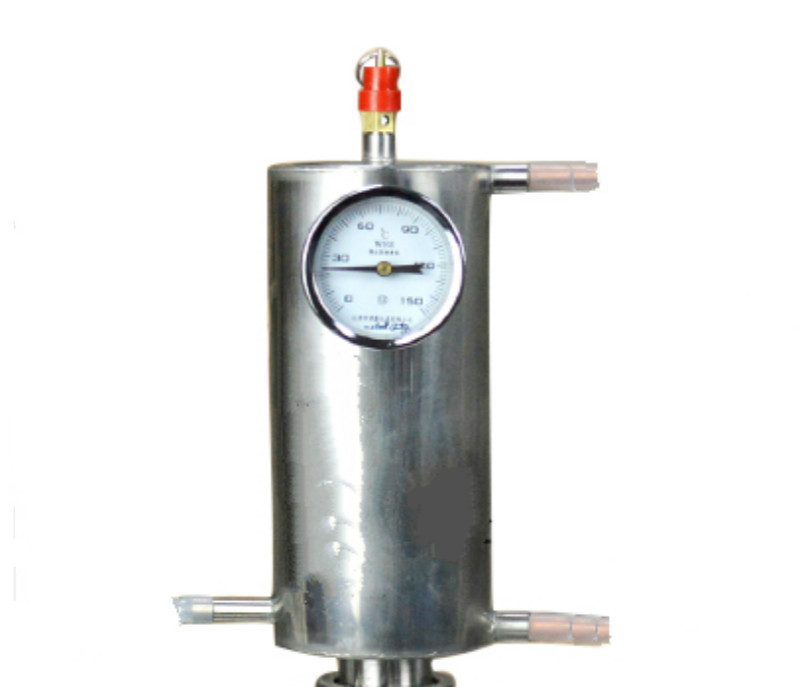 Distiller Stainless steel 304 1.25 Chuck 50.5cm Water Alcohol Distiller
