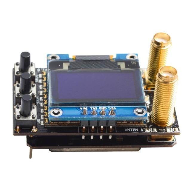 AKK diversity receiver with two RX modules.