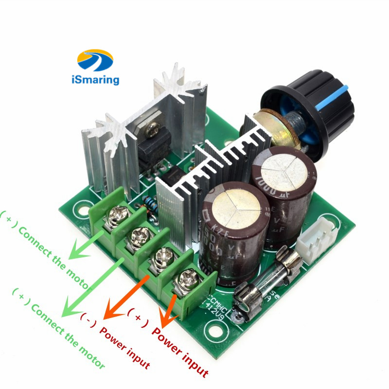 Popular diy dc motor speed control buy cheap diy dc motor for 24v dc motor controller circuit