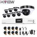 1080P HD Outdoor CCTV Security Camera System 1080N Home Video Surveillance DVR Kit 16 CH 1080P HDMI Output cctv camera system