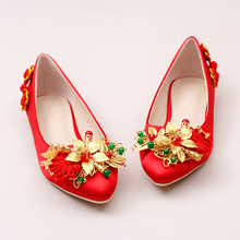 Red satin dress shoes online shopping-the world largest red satin ...