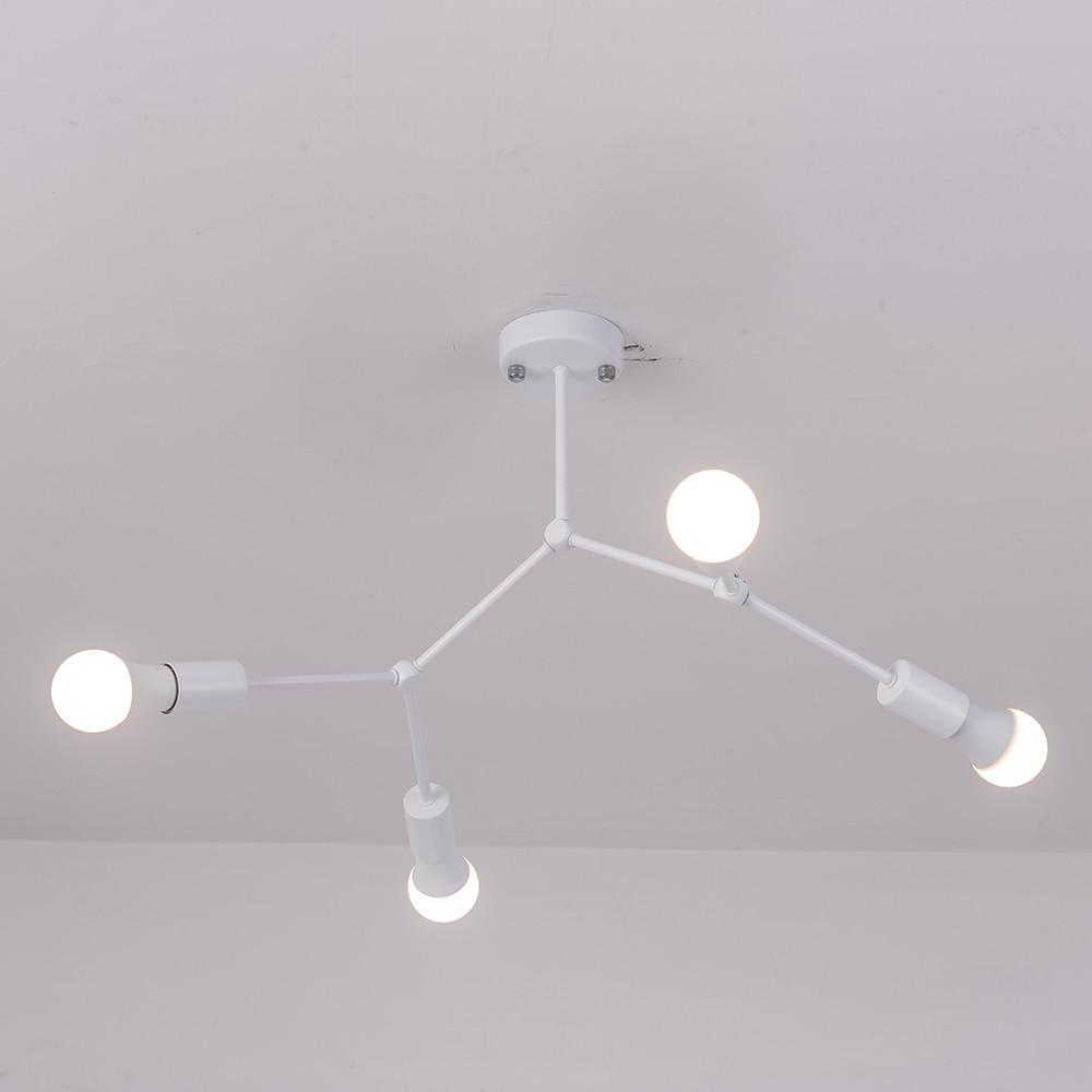 Modern LED Pendant Lamp For Living room Bedroom Dining Room Hanging LED Indoor Lights Creative hotel restaurant light