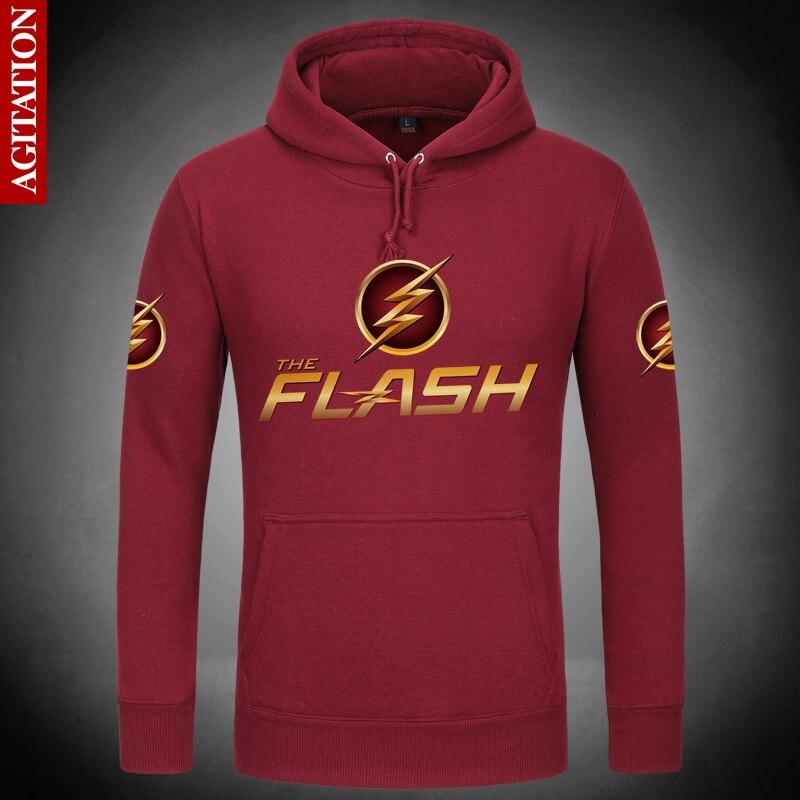 DC Comic The Flash Pyjama /à Capuche pour Adulte